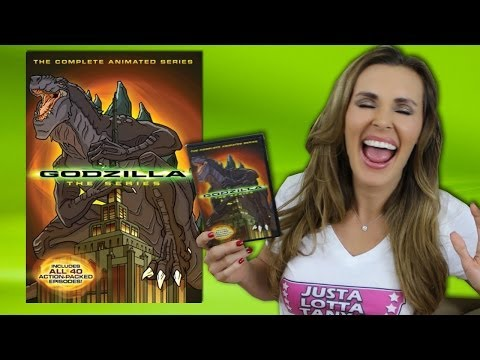 REVIEW: Godzilla The Complete Animated Series DVD From Mill Creek (HD)