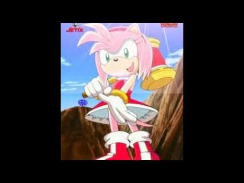 Amy Rose - World is Mine