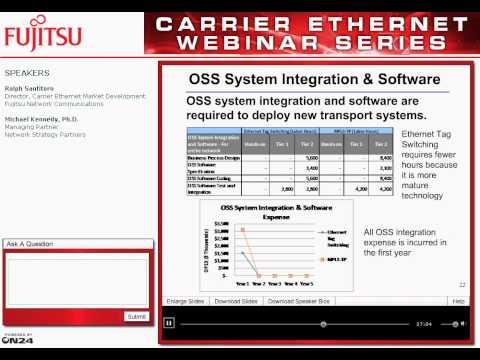 Ethernet vs. MPLS-TP for Connection-Oriented Ethernet?