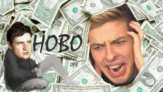 VYDĚLÁVÁME TĚŽKÝ PRACHY | Hobo: Tough Life #10 w/ Bax