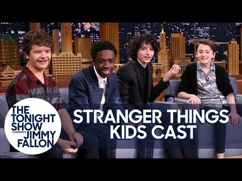The Boys of Stranger Things Are Obsessed with High School Musical