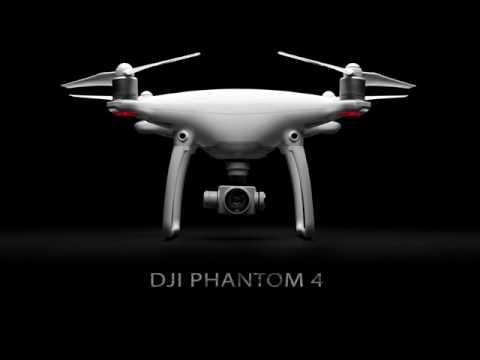 DJI Phantom 4 camera vs GoPro Hero 4 Black