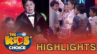 The Kids' Choice PH Highlights: Just Kids League, natakot sa performance ng pamilya ni Dennis