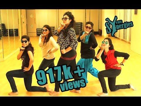 Dance Choreography on Ghani Bawri and Banno Tera Swagger Mashup - Tanu Weds Manu Returns