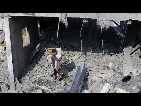 No let-up in Gaza fighting as Israel seeks return of missing soldier