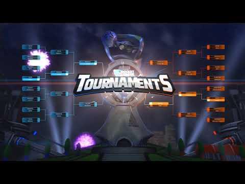 Rocket League Tournaments Teaser Trailer
