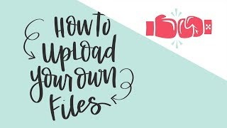 How to cut ANY image with Cricut - How to upload your own files for cut | Cricut VS Silhouette