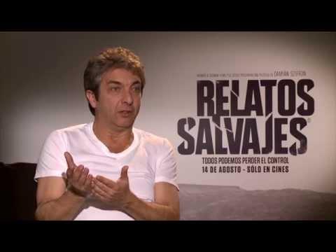Entrevista a Ricardo Darin - Relatos Salvajes