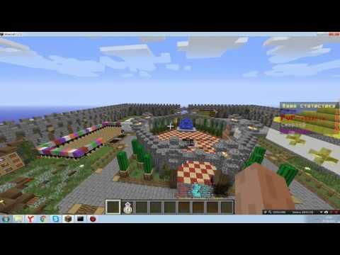 готовый сервер с мини играми minecraft 1.7.2 скачать