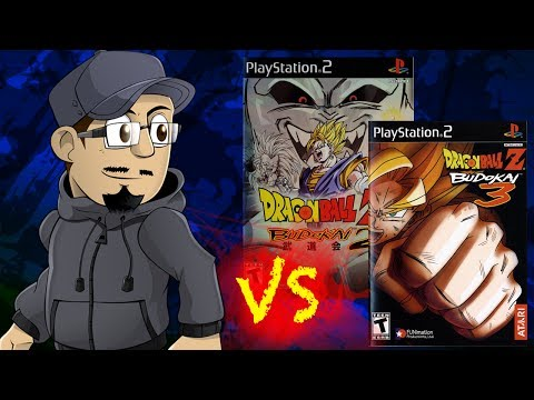 Johnny vs. Dragon Ball Z: Budokai 2 & 3