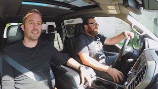 Quick Drive: 2017 Ford F-350 (w/ Jonny Lieberman) – Daily Fix