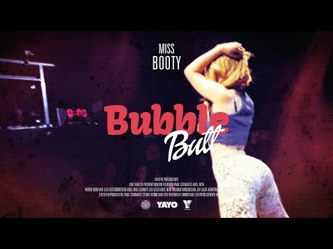 YAYO x GIRLS: «BUBBLE BUTT» SEXIEST TWERK VIDEO EVER