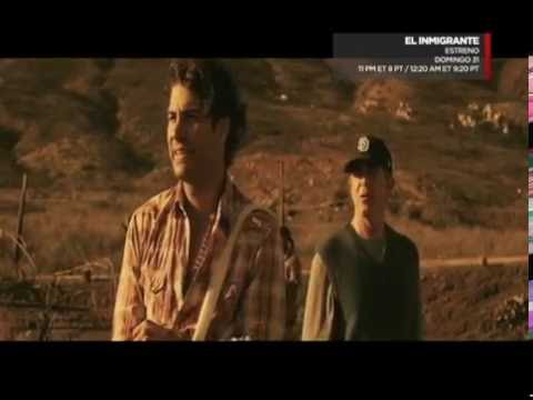 El inmigrante Ver 60 -Trailer Cinelatino