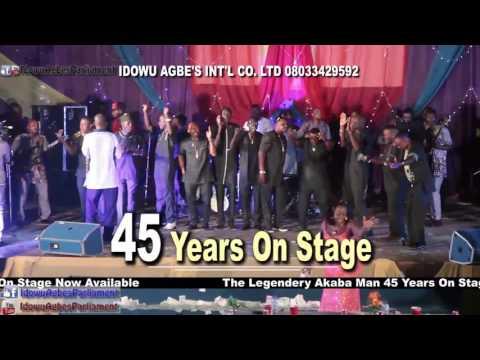 Akabaman 45 Years On StageThriller  Edo Music  On Stage