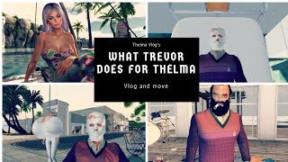 THE LENGTHS TREVOR GOES TO WIN BACK THELMA | SECOND LIFE