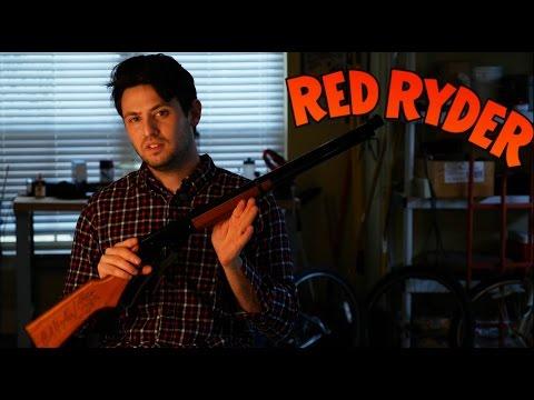 Daisy Red Ryder BB Gun - Review