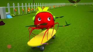 Incy Wincy Spider | Nursery Rhymes | Baby Songs | Children Rhyme