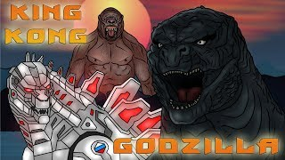 Кинг Конг против Годзиллы (2018) / King Kong vs. Godzilla (2018) -  Full version