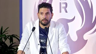 Yuvraj Singh draws curatin on coveted international career
