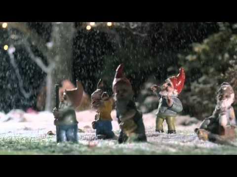 Nuovo spot Vodafone - La neve