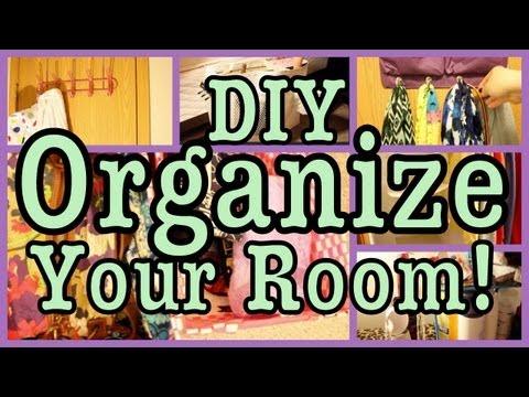 Organize & Maximize Your Room, Closet & Bathroom!