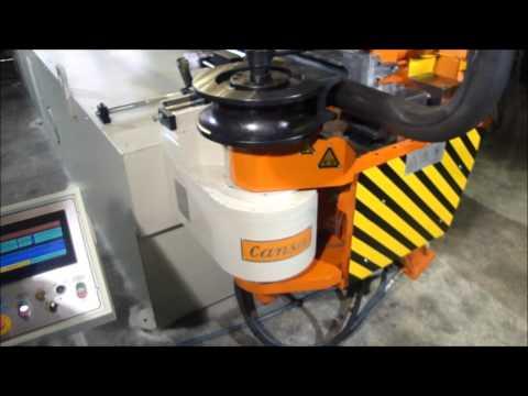 NC114 boru bükme makinası / NC114