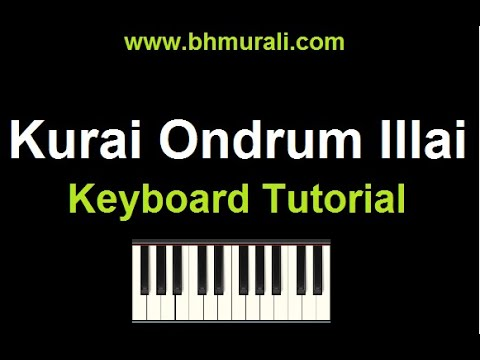 Kurai Ondrum Illai - Lesson For Online Students video