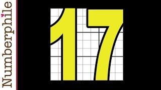 17 and Sudoku Clues - Numberphile