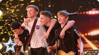 Download Song Chapter 13 get FINAL GOLDEN BUZZER of 2019! | Auditions | BGT 2019 Free StafaMp3