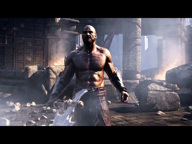 Lords of the Fallen Launch Trailer