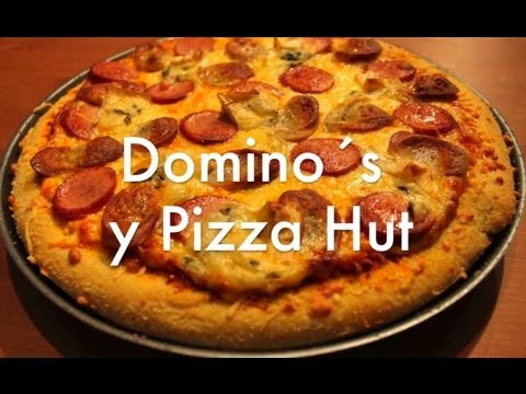 Masa de pizza estilo Domino´s - Pizza Hut - Receta de Masa Pan y Original