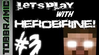 Minecraft lets play with herobrine part 3 (Dutch)