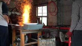 ilk çalıştay (The First Forging Workshop )