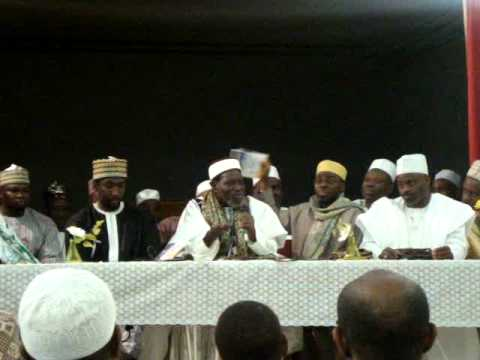 Sheikh Muh. Robiu Adebayo Abd. Malik - London -2012 - 3