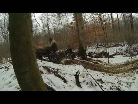 Snow Romp!     - Mower Riders of America -