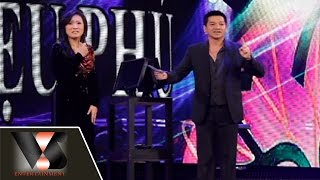 Hài Kịch: Ai Là Triệu Phú -Quang Minh, Hồng Đào - Show Huyền Thoại 3 | Vân Sơn 45