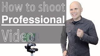 How To Shoot Professional Video with a Cell Phone, iPhone 7, 7 Plus, 10, Samsung, HTC, Moto