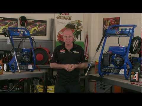 Petrol Pressure Washers