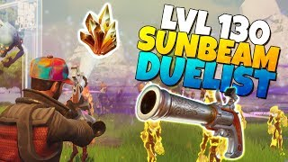 LVL 130 DUELIST Pistol IS IT GOOD? | Fortnite Save The World
