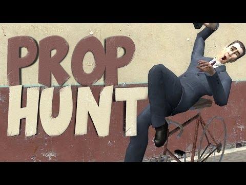 МОНТАЖИК: Garry's Mod + Prop Hunt - ГО СТеЛС