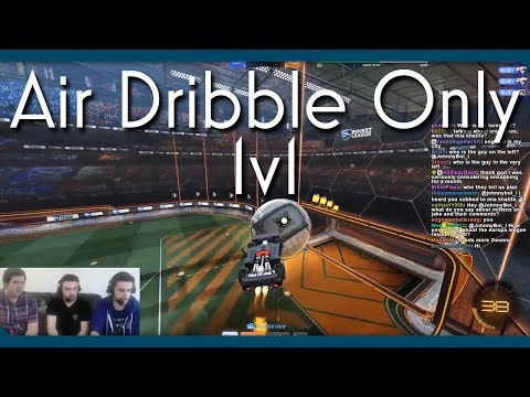 Air Dribble Only 1v1 | ft. Bluey & Sebadam