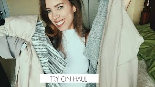 Try On Haul // Nike, Forever21, Armani, H&M