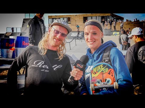 Pro Freestyle Girls (Candy Jacobs, Julia Brueckler, Keet Oldenbeuving)