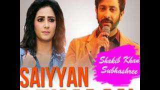 Saiyyan Beimaan Video Song Nabab 2017 Bengali Movie Song