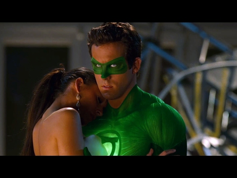 Hal saves Carol  | Green Lantern Extended cut thumbnail