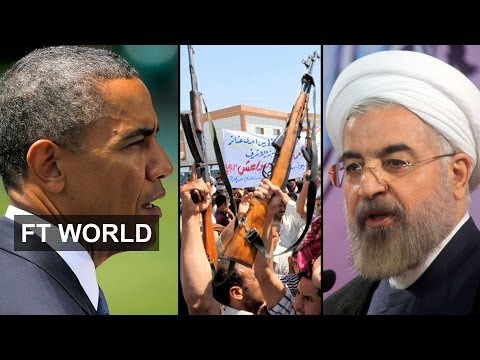 Iran and US forced closer on Iraq