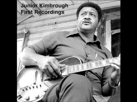 Junior Kimbrough - Lonesome In My Home (First Recordings)