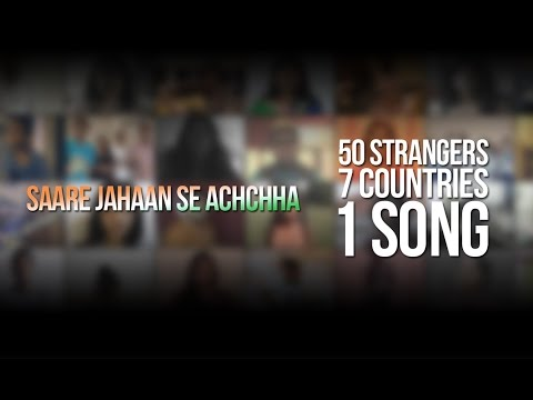 50 Strangers, 1 Song - Happy Independence Day!