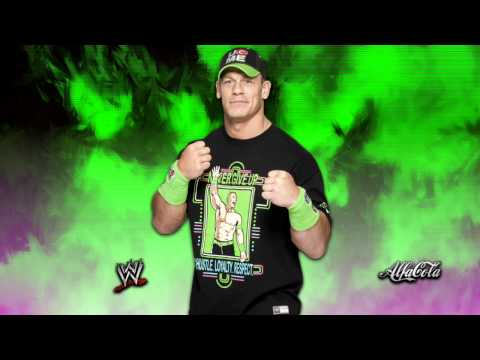 Wwe: John Cena - the Time Is Now - Theme Song 2014 video