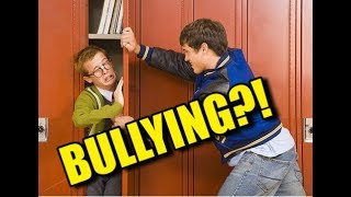 Parents, Kids, Cops and Bullies